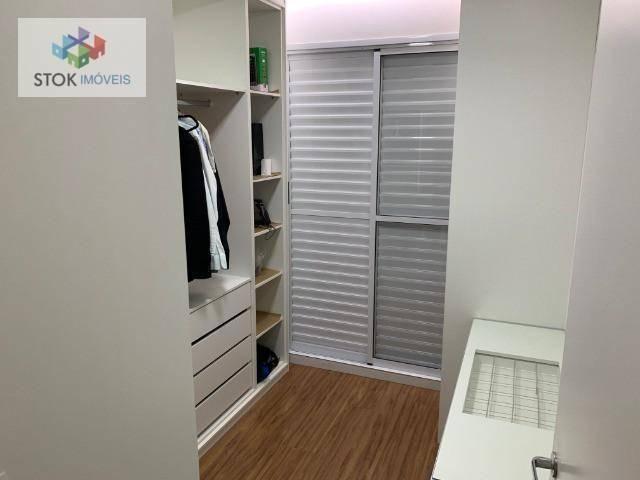 Apartamento com 3 dormitórios à venda, 83 m² por R$ 605.000 - Jardim Flor da Montanha - Gu - Foto 12
