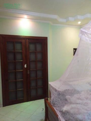 Sobrado com 8 dormitórios à venda, 125 m² por R$ 330.000,00 - Parque Santos Dumont - Guaru - Foto 2