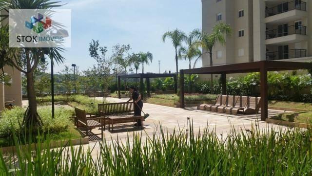 Apartamento com 2 dormitórios à venda, 80 m² por R$ 560.000 - Jardim Flor da Montanha - Gu - Foto 12