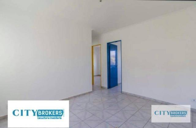 Apartamento com 2 dormitórios à venda, 50 m² por R$ 220.000,00 - Vila Rio de Janeiro - Gua