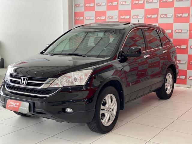 Honda Cr-v EXL 4P - Foto 4