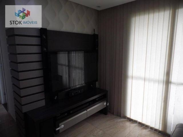 Apartamento com 3 dormitórios à venda, 67 m² por R$ 388.500 - Vila Augusta - Guarulhos/SP - Foto 14