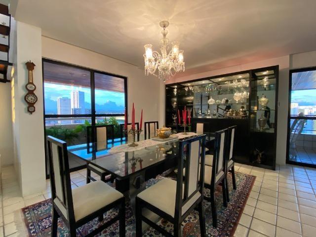 Cobertura duplex com 04 suites no bairro mauricio de nassau em Caruaru - Foto 9