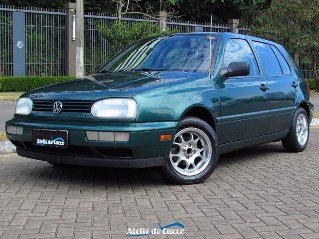 Golf GL 1.8 Mi 1997 45.000 km Originais - Único Dono - Ateliê do Carro
