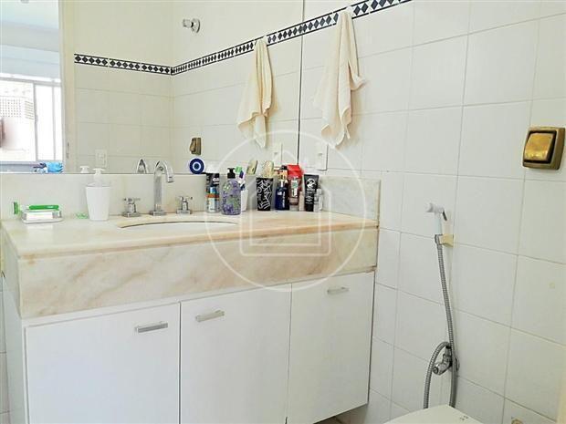 Apartamento à venda com 2 dormitórios em Lagoa, Rio de janeiro cod:835667 - Foto 9