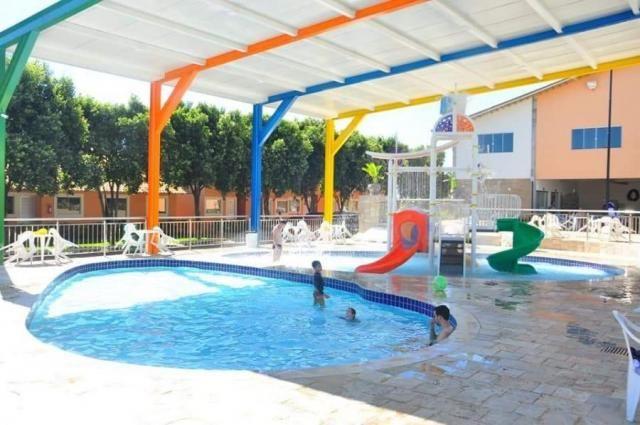 Apartamento para Venda em Caldas Novas, setor de mansões de aguas quentes, 1 dormitório, 1 - Foto 4