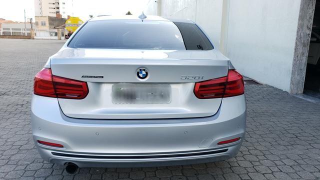 BMW 320i 2017 PRATA - Foto 4
