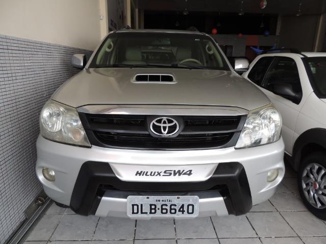 Toyota Hilux SW4 SRV 3.0 4x4 Diesel 5 Lugares