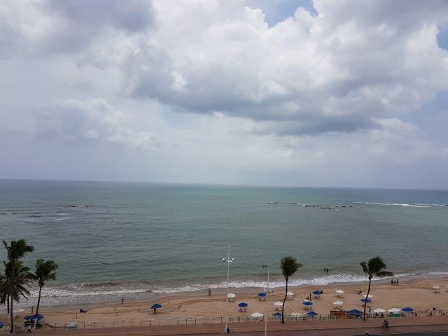 Porteira Fechada apt 3/4 , 100 m da praia - Foto 5