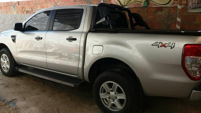 Ranger 2013 diesel 4x4 pra vender logo - Foto 2
