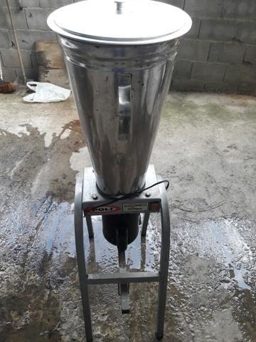 Liquidificador usado vasculante