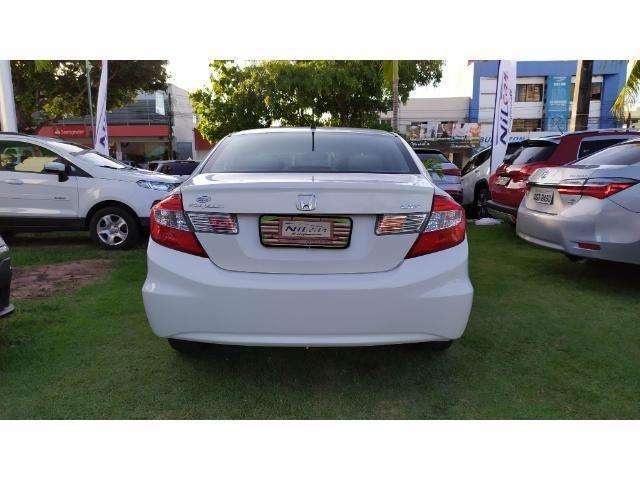 Civic Sedan LXS 1.8 Flex Mec. 4P - Foto 8