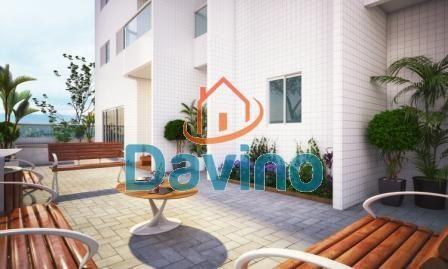 Apartamento com 2 dorms em Praia Grande - Guilhermina por 270 mil à venda - Foto 15