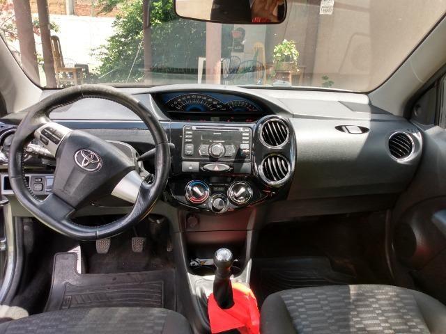 Étios Sedan 1.5 XLS 2014 - Foto 5