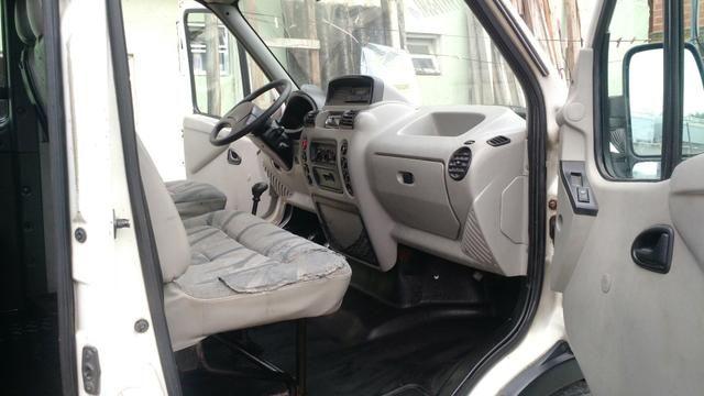 Renault master 2.5 minibus 16 lugares teto alto R$28.000 pra troca R$32.000 - Foto 5