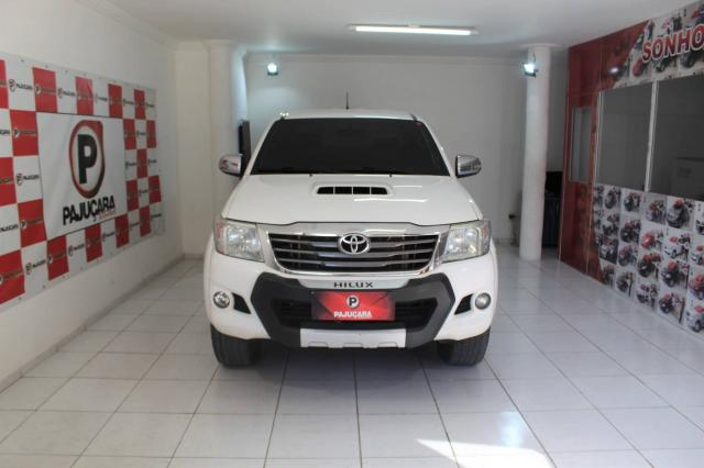 HILUX 2014/2015 3.0 SRV TOP 4X4 CD 16V TURBO INTERCOOLER DIESEL 4P AUTOMÁTICO - Foto 7