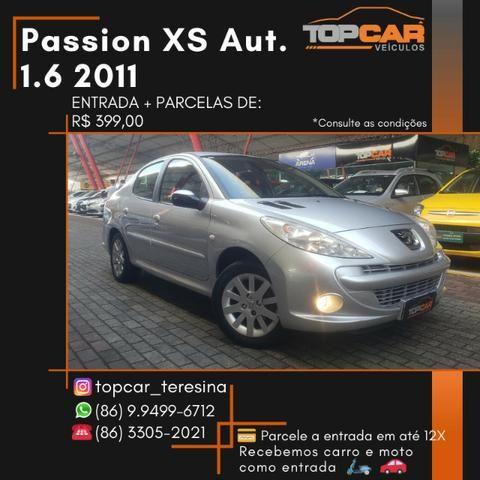 Peugeot Passion 207 XS 1.6 Automático 2011