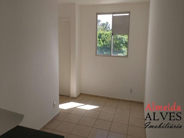 Apartamento 2 Quartos próximo UFMS - Foto 2