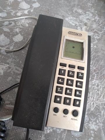 Telefone de mesa - Foto 3