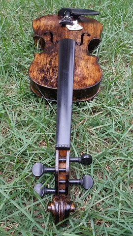 Violino 4/4 antigo restaurado - Foto 5