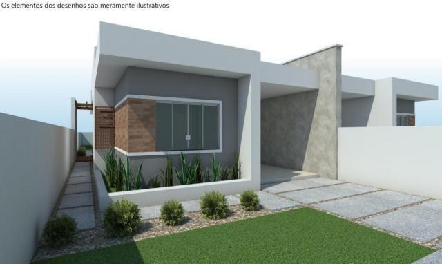 Casa à venda com 3 dormitórios em Volta ao mundo i, Itapoá cod:5078_257 - Foto 3