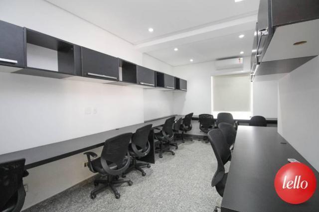 Escritório para alugar com 1 dormitórios em Brooklin, São paulo cod:212321 - Foto 2