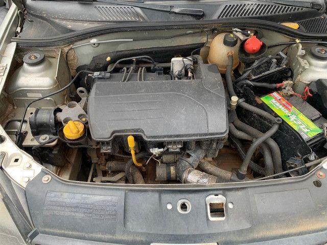 Renault Clio 1.0 2011 Sucata para retirada de peças - Foto 9