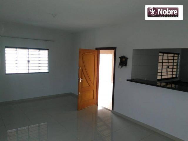 Casa com 3 dormitórios sendo 2 suite à venda, 129 m² por R$ 280.000,00 - Plano Diretor Sul - Foto 6