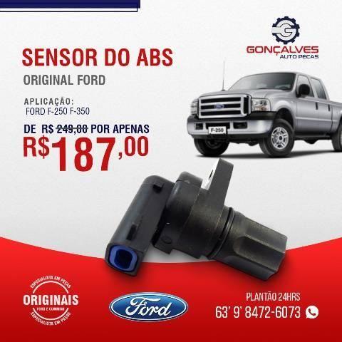 SENSOR DO ABS ORIGINAL FORD F-250/F-350