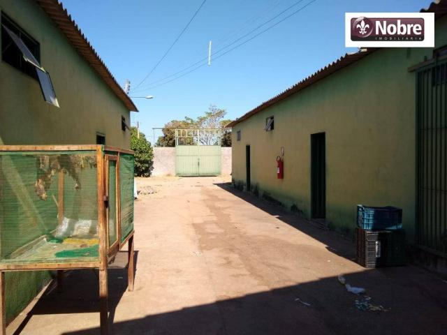 Galpão à venda, 700 m² por R$ 800.000,00 - Zona Rural - Santa Rosa do Tocantins/TO - Foto 4
