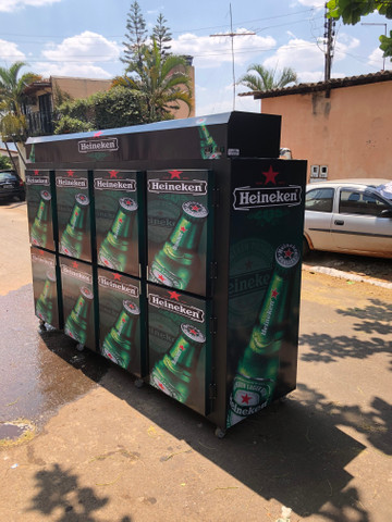 Equipamentos para distribuidora de bebidas cervejeiras e câmera fria - Foto 5