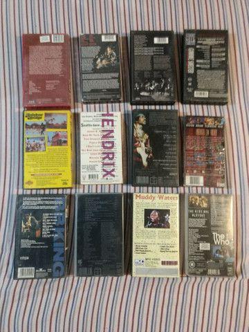 Clássicos do ROCK em VHS - Foto 2