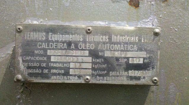 Caldeira a Óleo Automática Termus 100.40/3 C.tob - #7613 - Foto 6