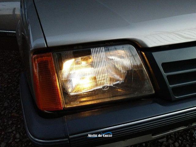 Monza SL 1990 1.8 Marrom Alabama - Rara originalidade e integridade. Vale a pena ver! - Foto 8
