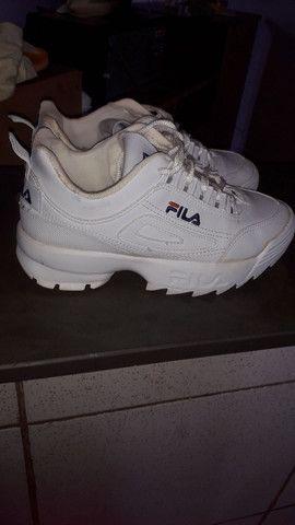 Vende se esse tênis da fila - Foto 2