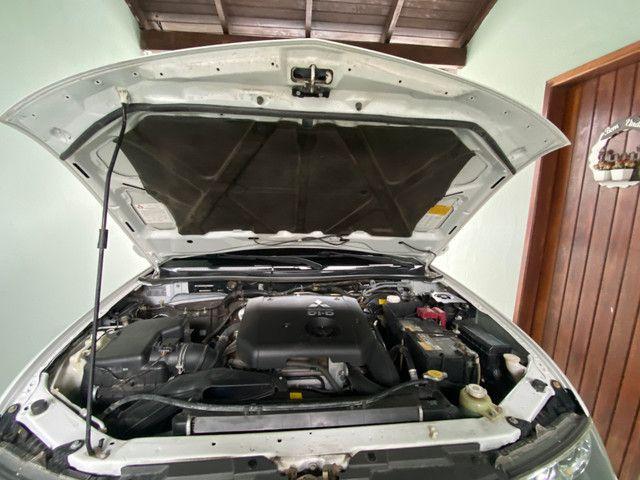 L200 Triton hpe 2015 diesel automática - Foto 8