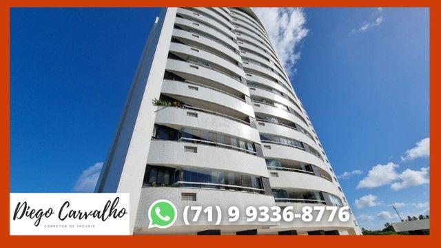 Bosque Patamares - Apartamento impecável 2 quartos, sendo uma suíte em 65m²  - (R2) - Foto 18