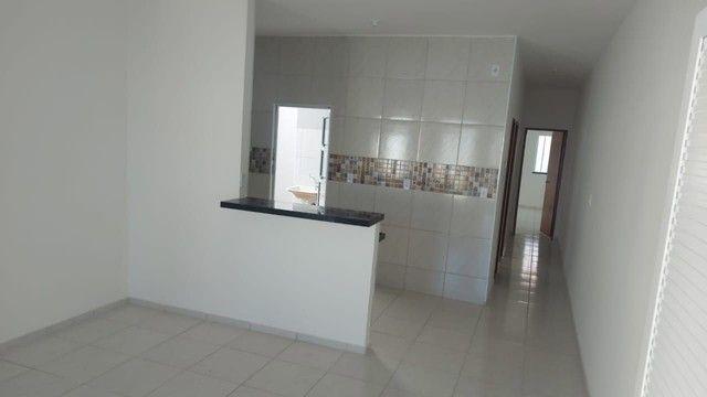 Casa Plana Nova Pronta Para Morar  - Foto 3