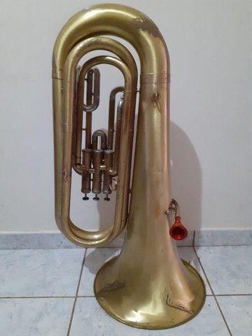 Tuba usado Weril - Foto 2