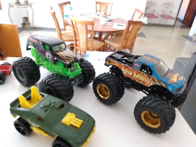 Séries Super Especiais 19 Carrinhos de coleção Hot wheels top - Foto 2
