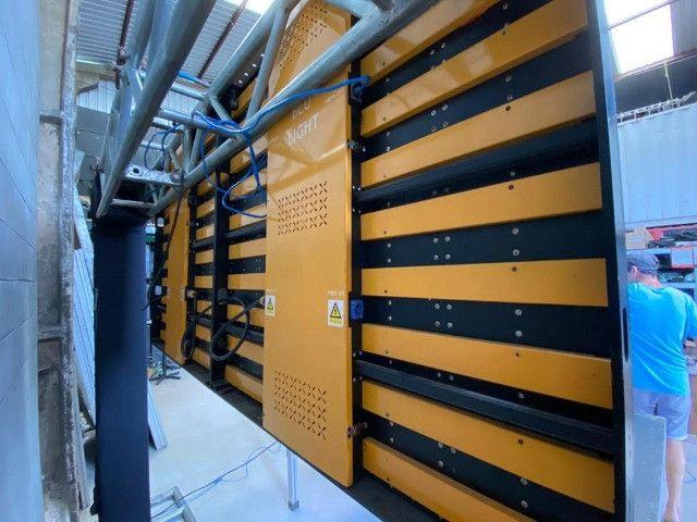 Painel de led 2x1 P6 Indoor R$7.300,00 - Foto 3