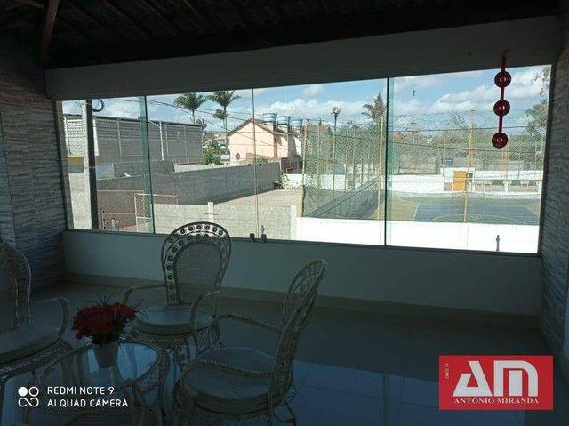 Casa com 5 dormitórios à venda, 280 m² por R$ 650.000 - Gravatá/PE - Foto 6
