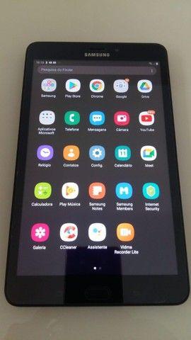Tablet Samsung Galaxy Tab A 2017 SM-T385, 8Pol, 16gb, 2gb, Tel 4G, Nota fiscal,conservado. - Foto 5