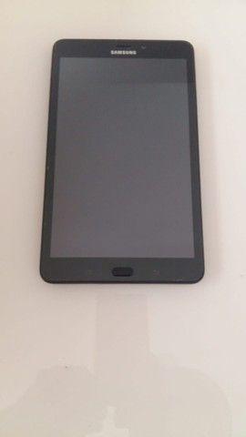 Tablet Samsung Galaxy Tab A 2017 SM-T385, 8Pol, 16gb, 2gb, Tel 4G, Nota fiscal,conservado. - Foto 3