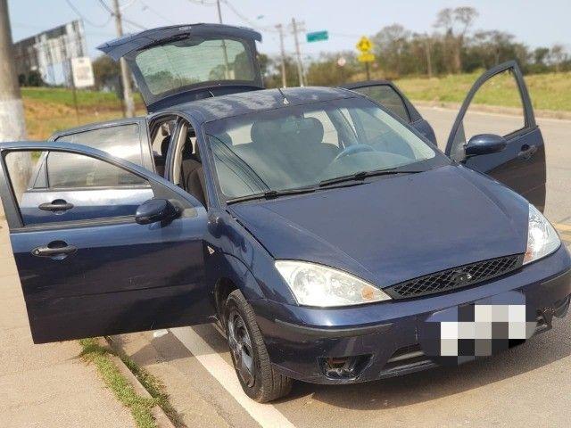 Ford Focus 1.6 Rocam
