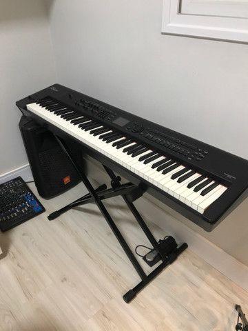 Rd 800 piano de palco Roland