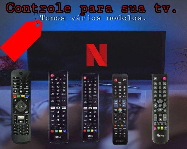 Controle remoto para TV/Controle remoto universal - Foto 2