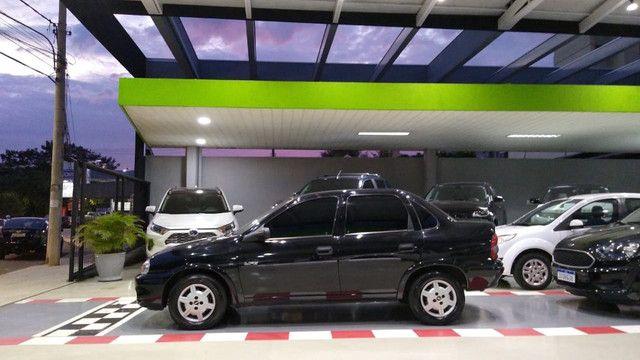 Corsa Classic Life 1.0 Flex - 08/08 - Foto 3