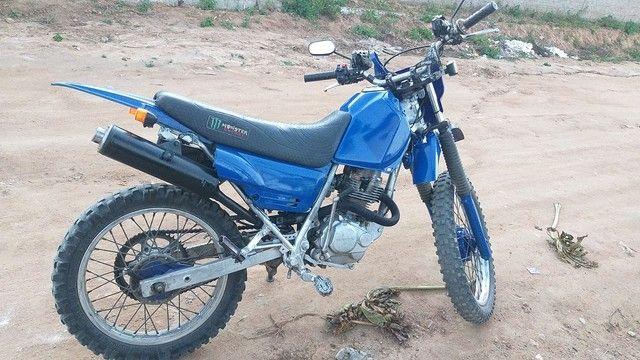 Vendo ou troco por moto menor fan ou titan 125 cc