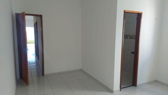 Casa Plana Nova Pronta Para Morar  - Foto 11